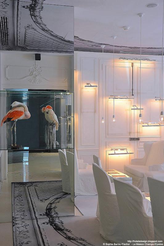 Les plus beaux hotels design du monde h tel la maison - Les plus beaux plans de maison du monde ...