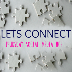 Let's Connect Social Media blog hop