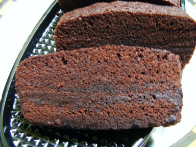 Bahan Brownies Kukus :