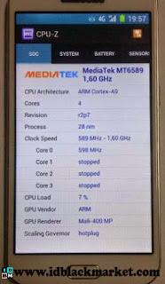 Samsung S6 Replika Putih