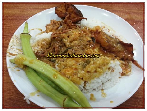 Nasi Kandar Best dan Sedap Pulau Pinang| Restoran Hameediyah Nasi Kandar Pulau Pinang