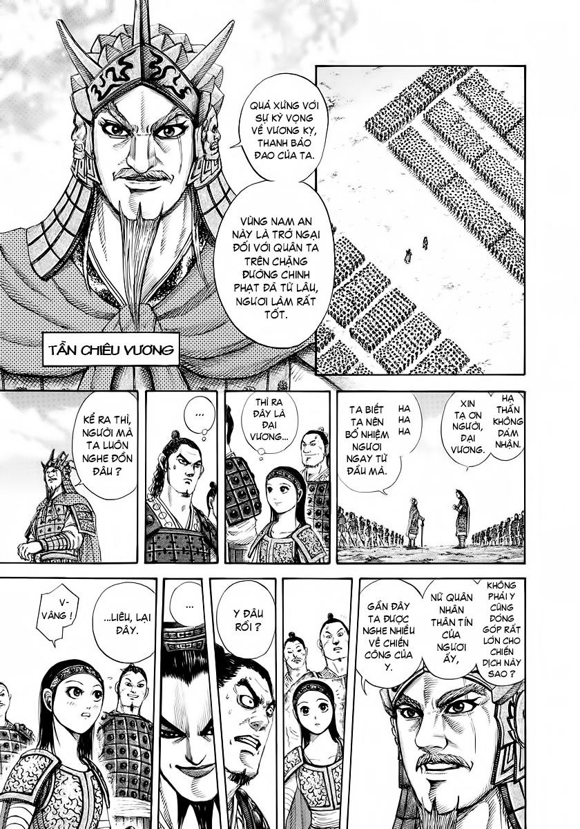 Kingdom – Vương Giả Thiên Hạ (Tổng Hợp) chap 164 page 4 - IZTruyenTranh.com