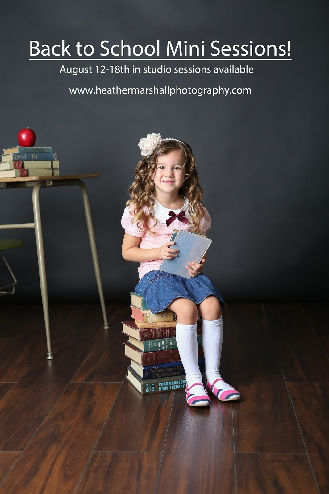 heather marshall photography  back to school sessions with heather marshall photography