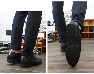 sepatu formal pria korea