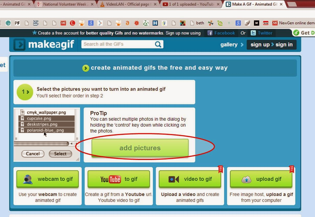 Free download program how can i create gif animation file for Create a program online