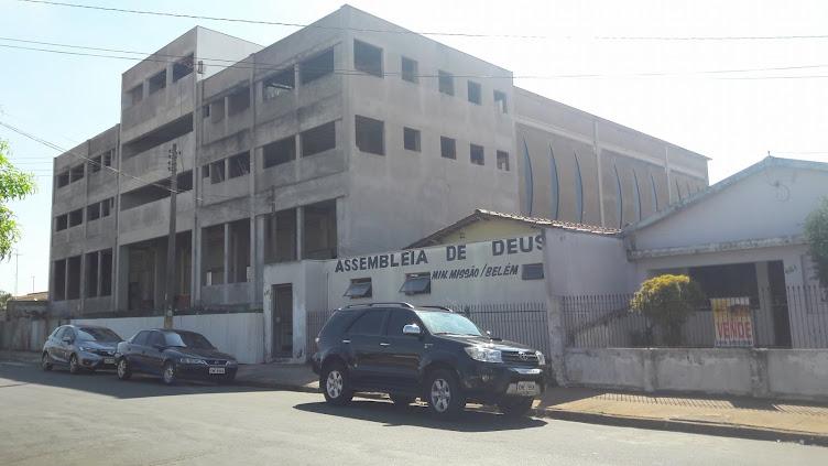 ASSEMBLEIA DE DEUS BELÉM: COSMÓPOLIS PR.PRESIDENTE CARLOS AUGUSTO