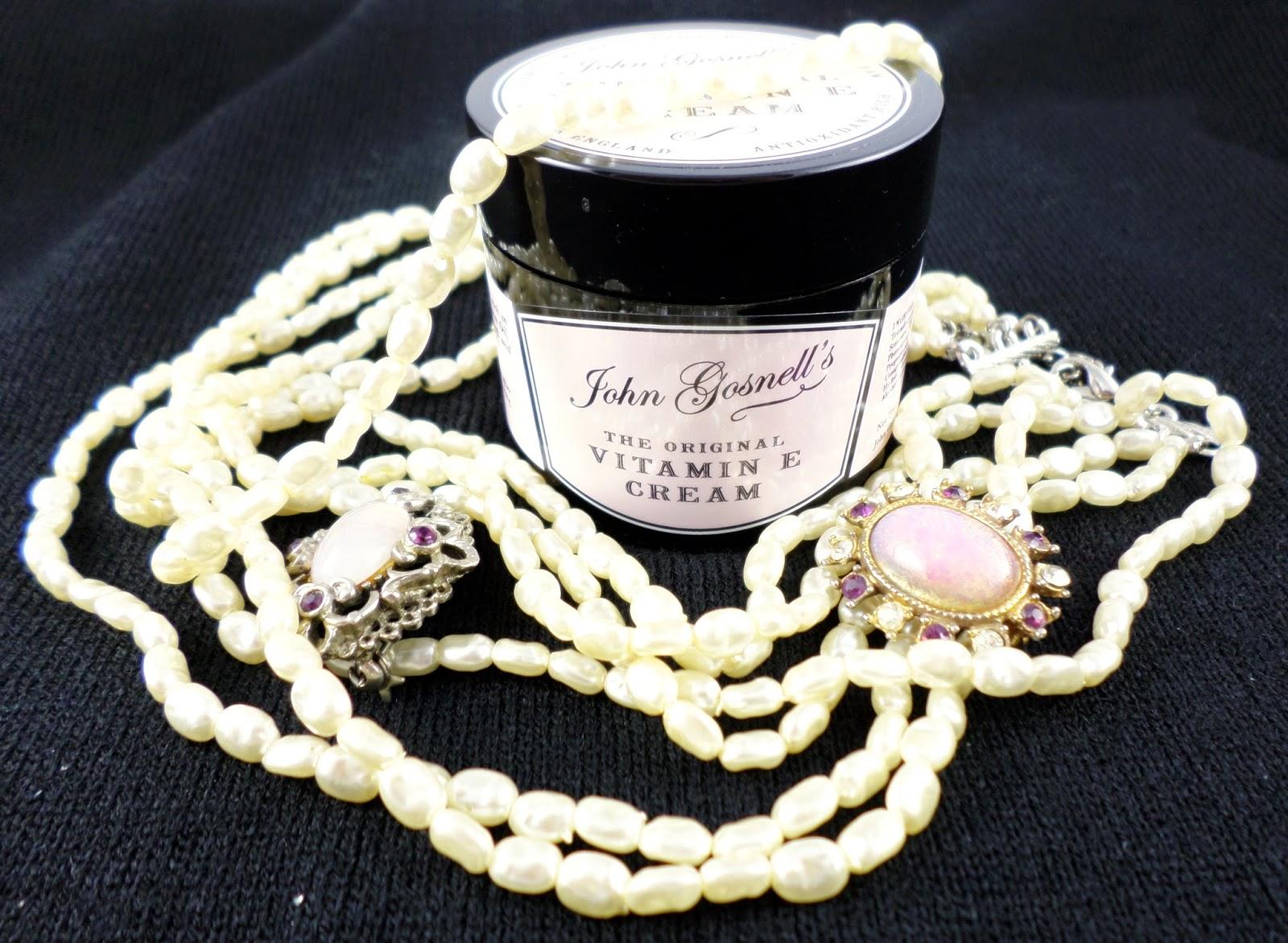 John Gosnell's Original Vitamin E Cream Review