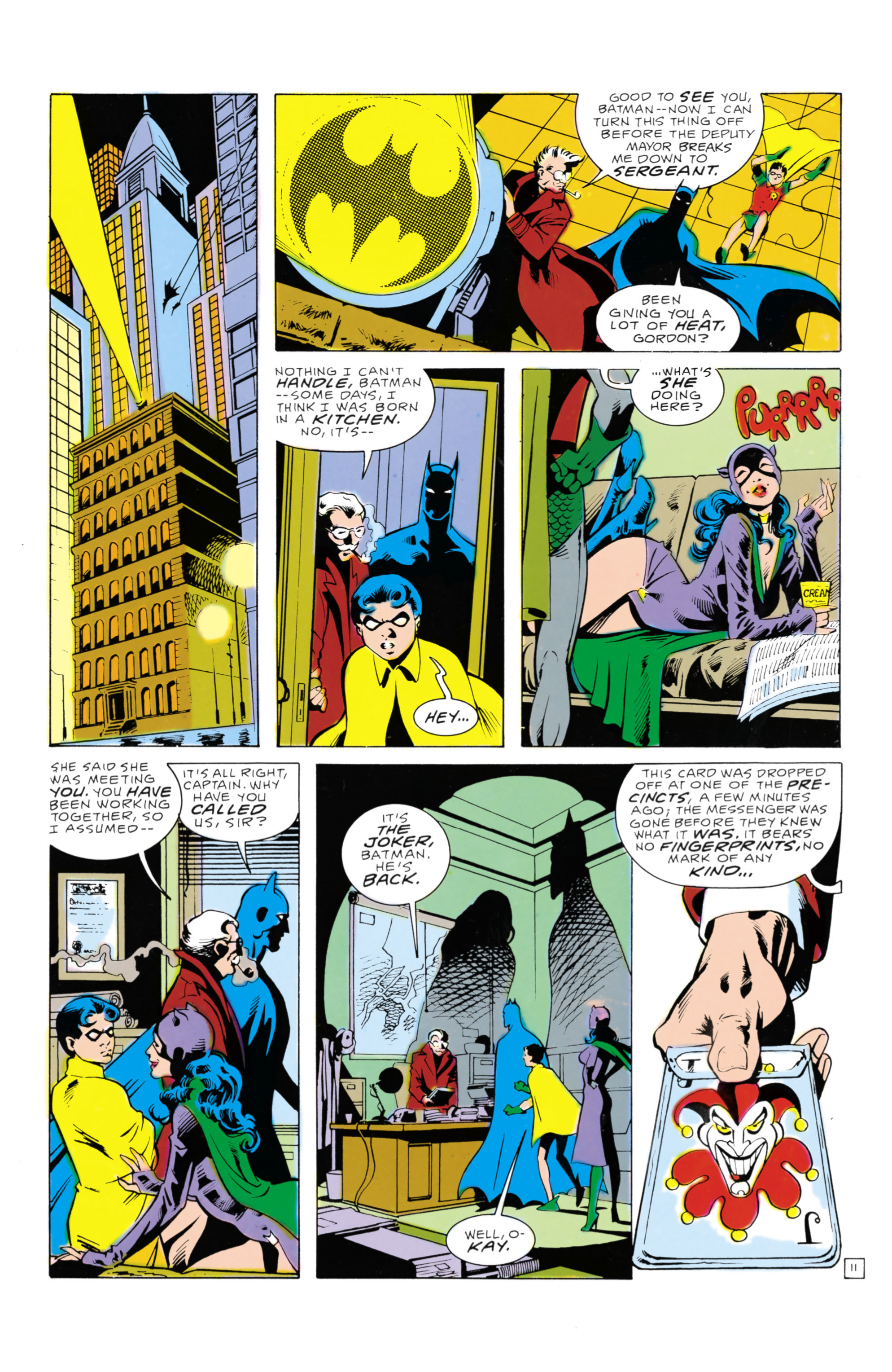 Detective Comics (1937) Issue #569 Page 12