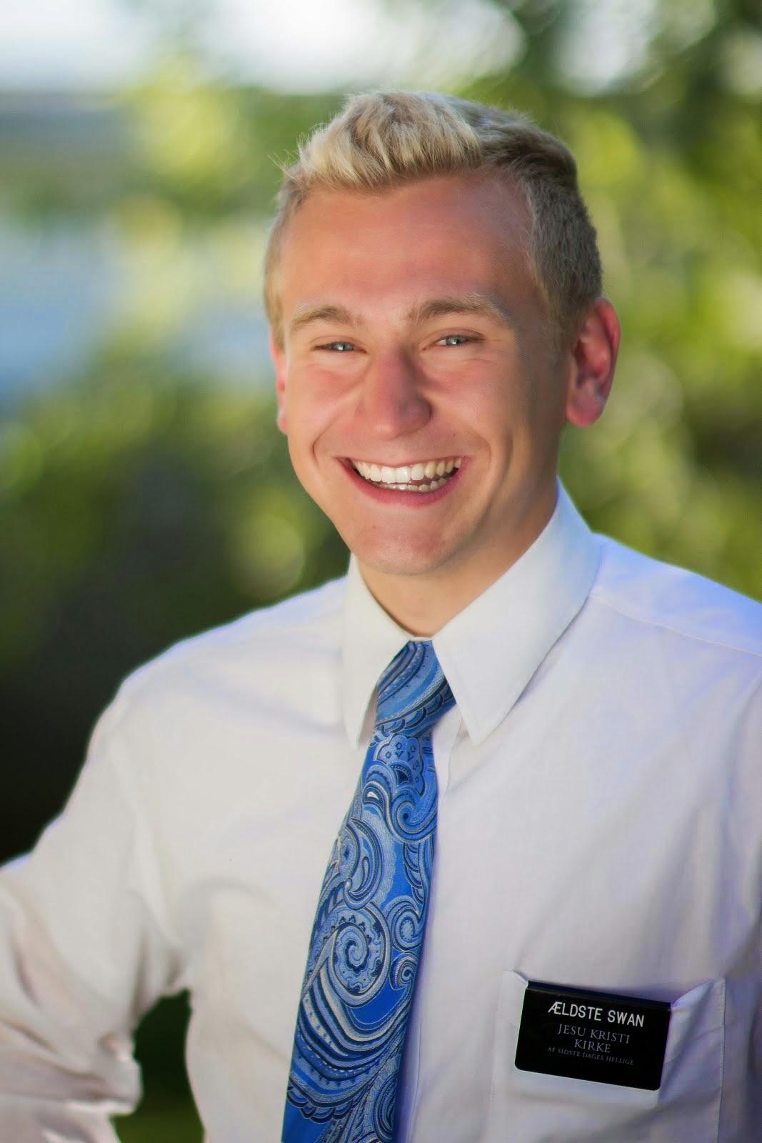 Elder Andrew Swan