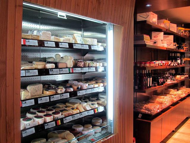 cheese at Poncelet