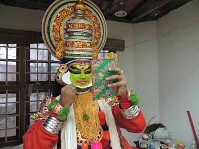 Kathakali Artist