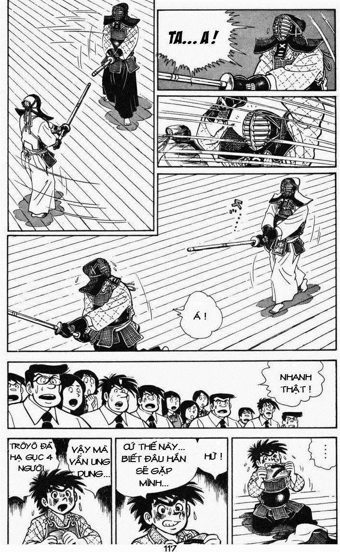 Siêu quậy Teppi chap 43 - Trang 37