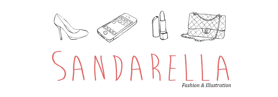 Sandarella - Blog mode &amp; illustration