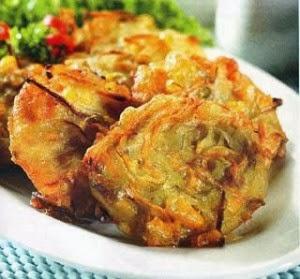 Resep Masakan Bakwan Ayam Saus Tiram serta Langkah Bikin