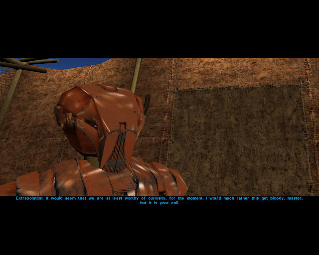 Star Wars: Knights of the Old Republic HK-47