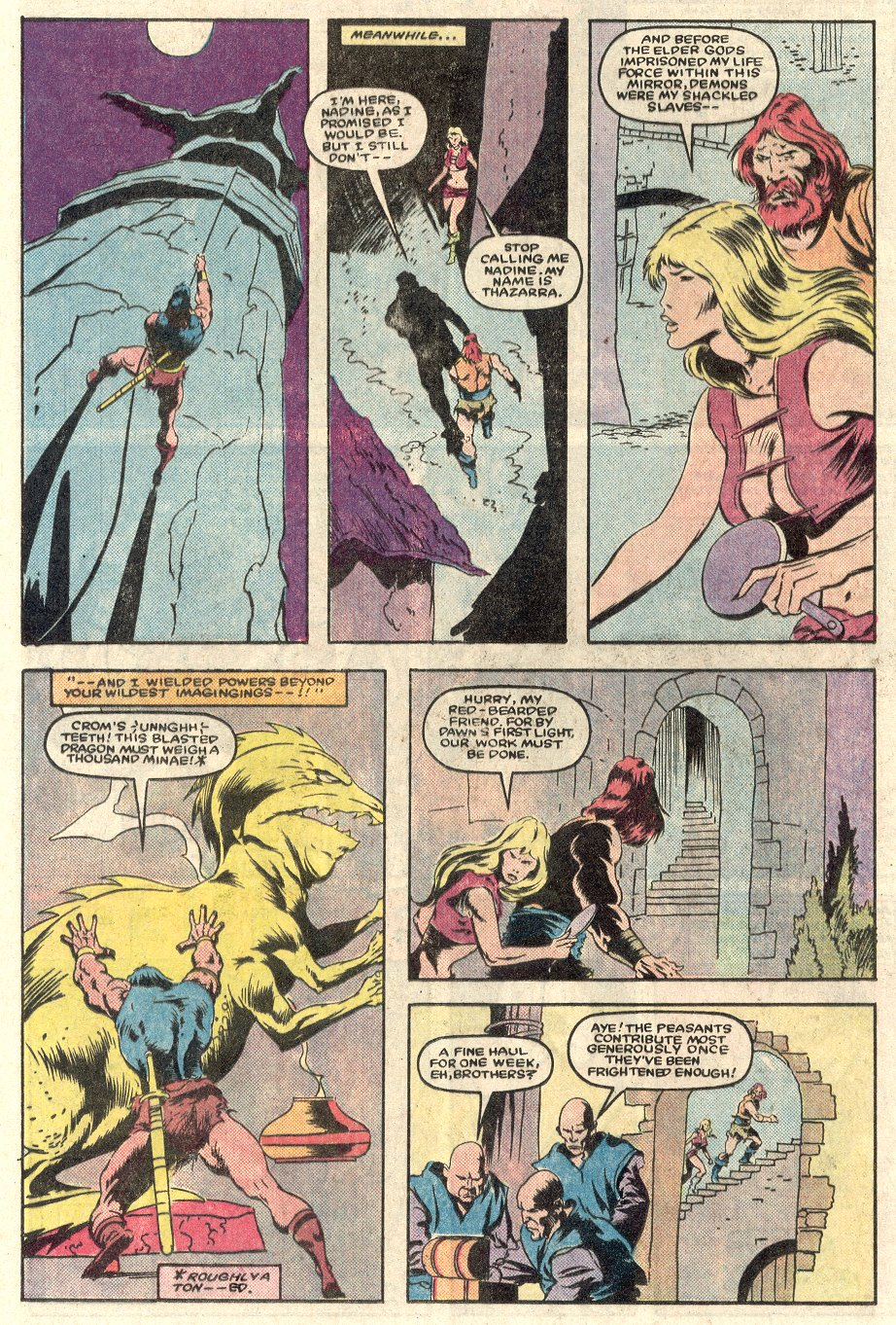Conan the Barbarian (1970) Issue #165 #177 - English 15