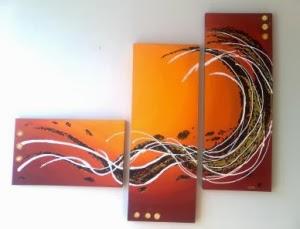 Decoración de Paredes, Obras de Arte
