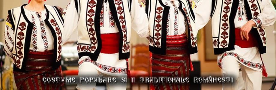 Costume populare și ii tradiționale românești