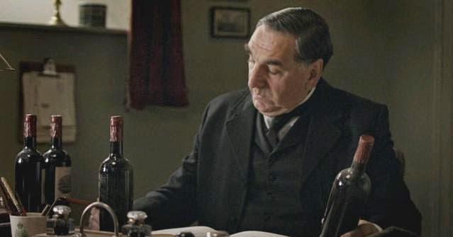 Los vinos de Downton Abbey