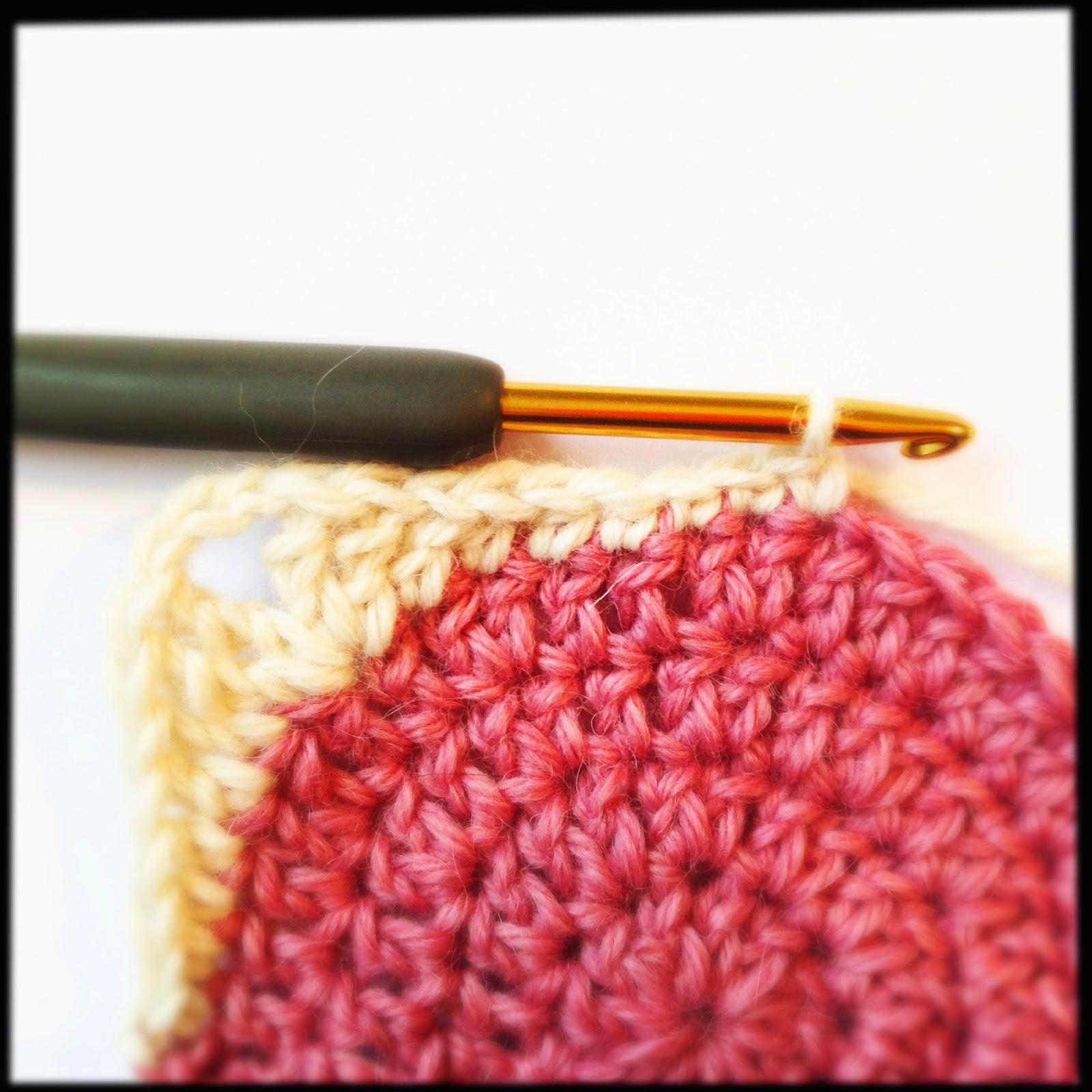 tuto modele gratuit couverture crochet Filature du Valgaudemar