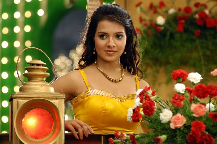 saloni new spicy @ maryada ramanna movie hot images