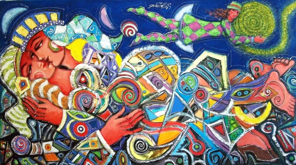 anima dipinta la realt di antonio squicciarini