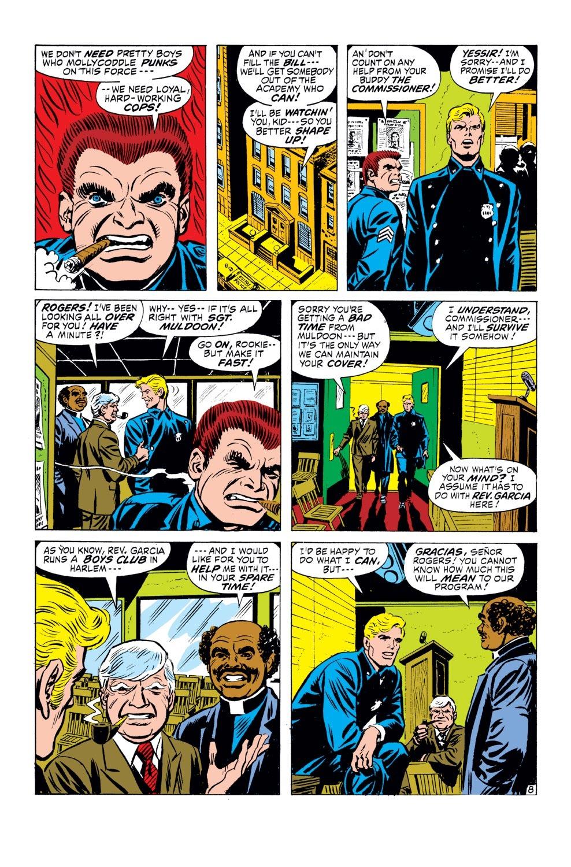 Captain America (1968) Issue #143 #57 - English 9