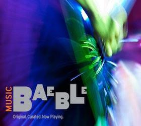 Baeble Music Google TV Channel
