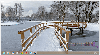 THEME WINDOWS 8 WINTER
