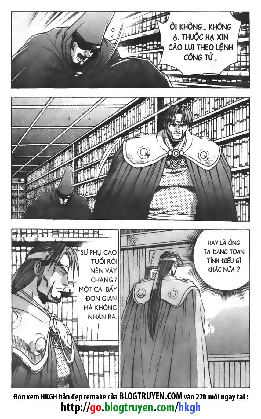 Hiệp Khách Giang Hồ chap 181 page 21 - IZTruyenTranh.com