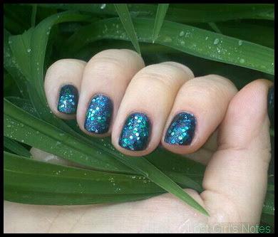 Deborah lippmann across the universe nail polish