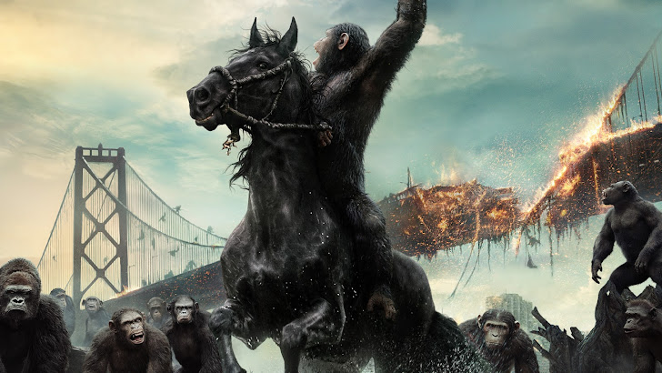 Dawn of the Planet of the Apes. HD 1920x1080