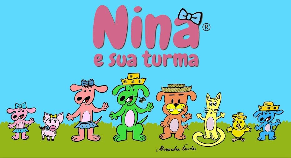 Nina e sua turma