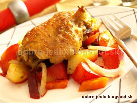 Tokajské kurča - recepty