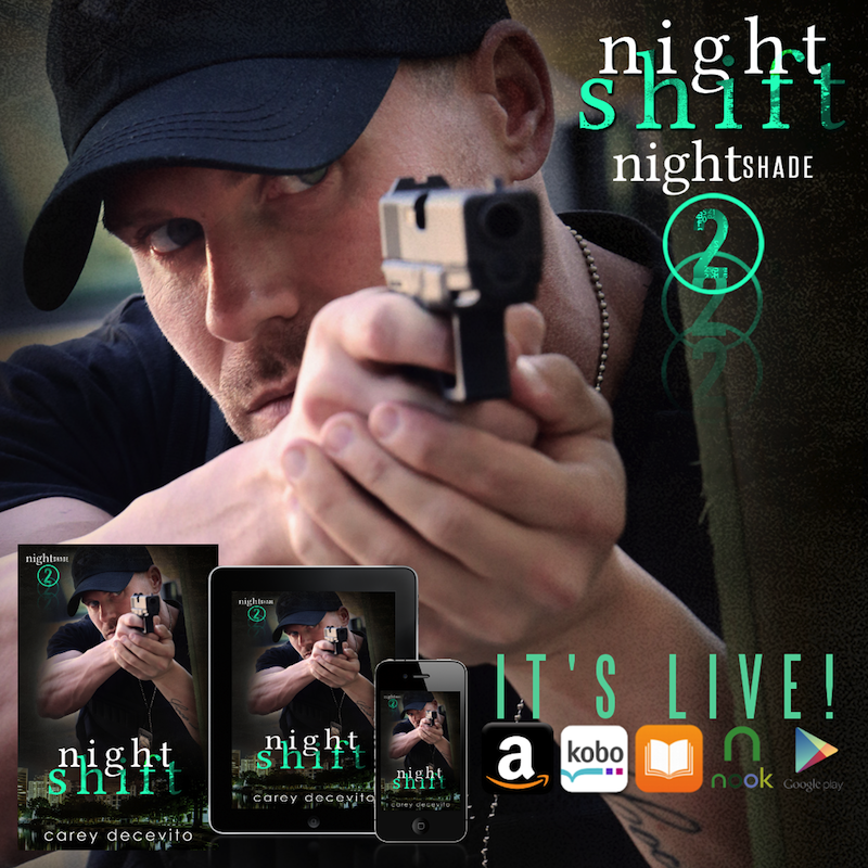 Night Shift Book Blitz