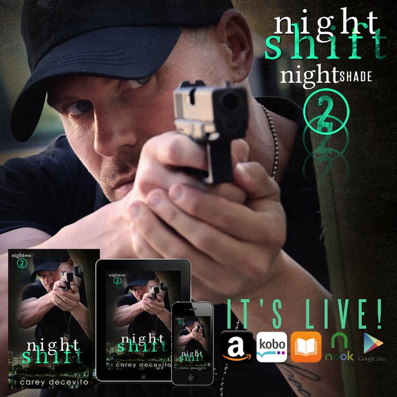 Night Shift Book Blitz