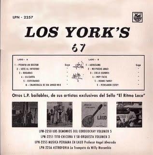 Los Yorks Pronto Un DoctorNo Puedo Amar