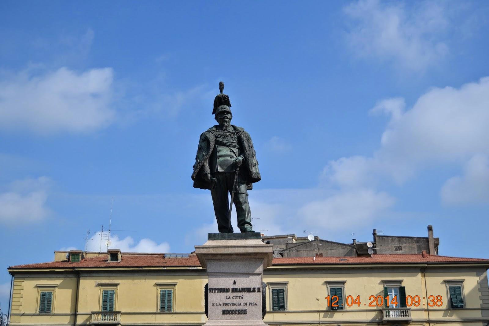 Vittorio Emanuele II @ Pisa