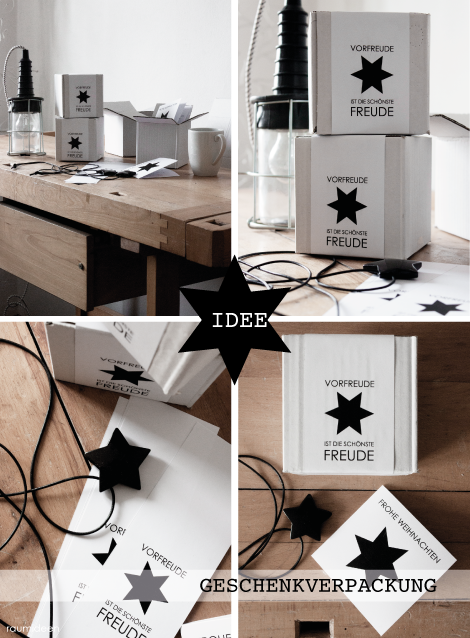 raumideen geschenkidee weihnachtsgeschenke selber machen. Black Bedroom Furniture Sets. Home Design Ideas