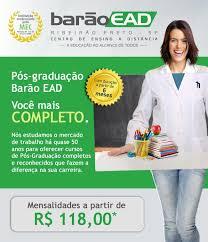Barão de Mauá - Pós Graduação - EAD - Caraguatatuba
