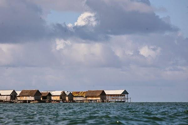 Orang Bajo di Surga Bawah Laut.