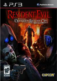 Download Resident Evil Operation Raccoon City PS3