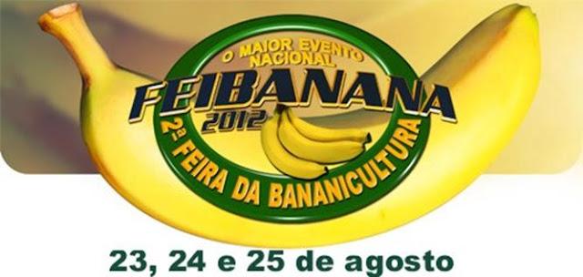 Feibanana 2012 - Hangar 116 - BR 116 Km 448 - Registro -SP