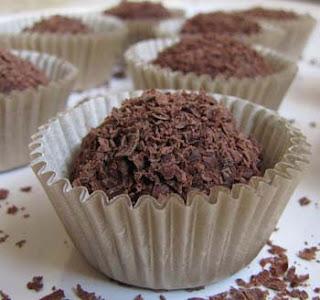 Italian Chocolate Truffles