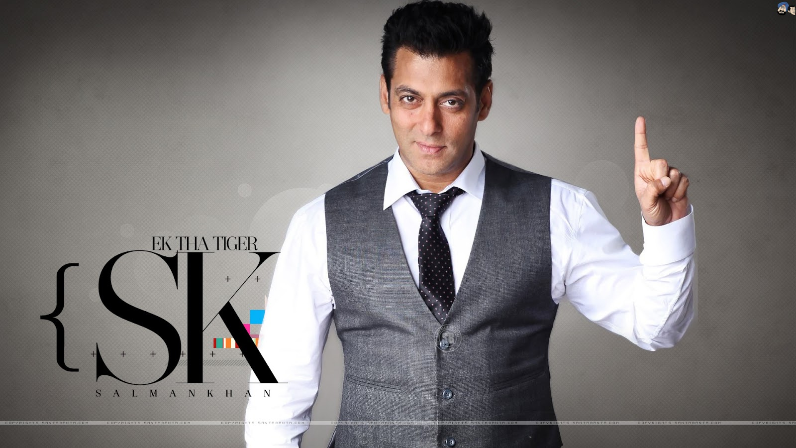 Big Boss Salman Khan Desktop HD Wallpaper 1920x1080