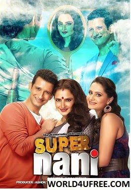 Super Nani 2014 Hindi WEB HDRIp 700mb ESub
