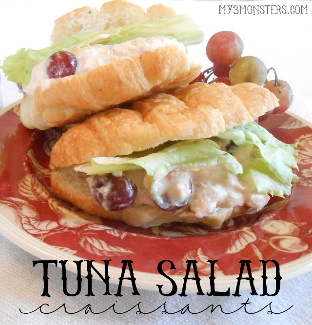 Tuna Salad recipe at my3monsters.com