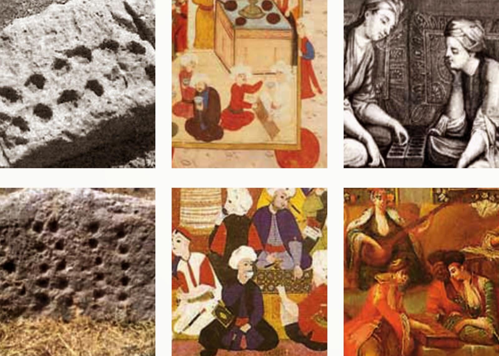manglanın tarihi
