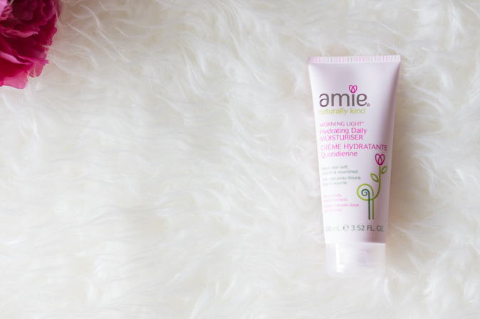 amie skincare morning light hydrating daily moisturizer review