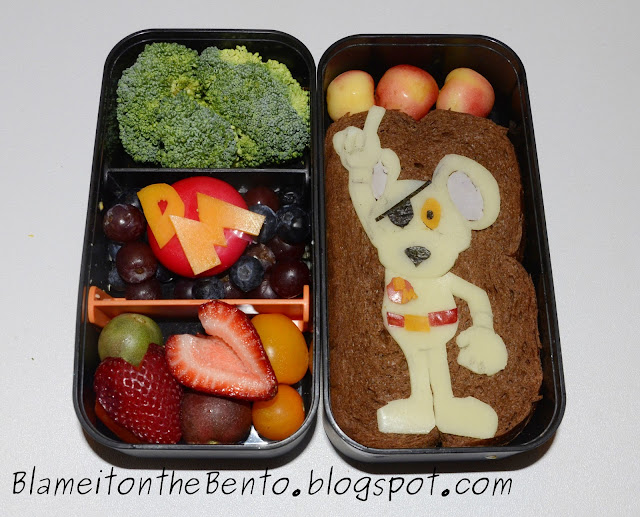 Dangermouse Bento